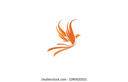 phoenix bird fire logo
