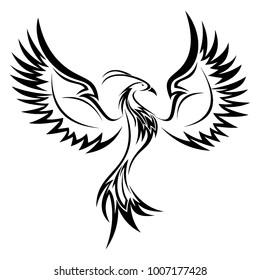 phoenix logo, icon symbol business