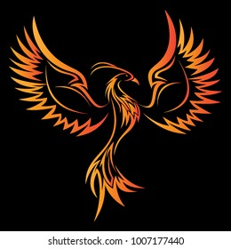 phoenix logo, icon symbol business