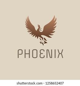 phoenix vector illustration