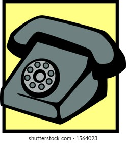 long distance phone Stock Illustrations, Images & Vectors