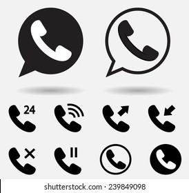 phone Button Whatsapp Icon Vector Background, JPG, JPEG,EPS Logo design Whatsap Download
