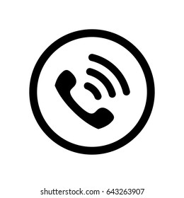 Phone call icon.