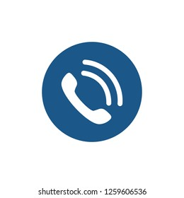Phone call icon sign symbol