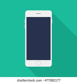 phone  flat icon. You can be used phone  icon for several purposes like: websites, UI, UX, print templates, promotional materials, info-graphics, web and mobile phone apps.