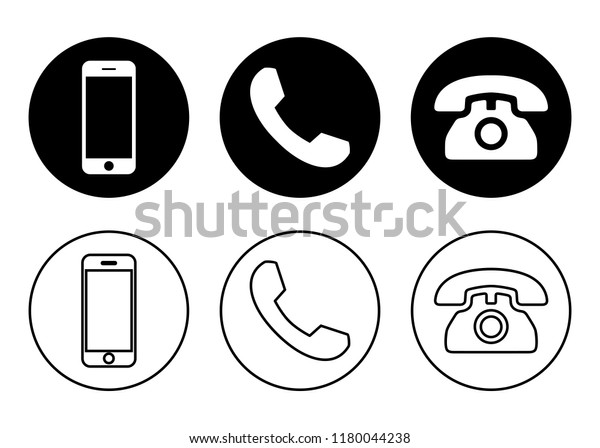 Phone icon vector. Call icon vector. mobile phone smartphone device gadget. telephone icon