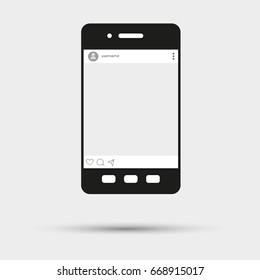phone icon. web program