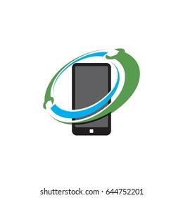 phone repair logo