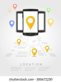 phone search location map