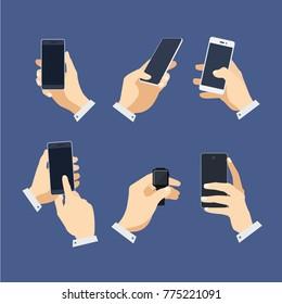 phone simple illustration