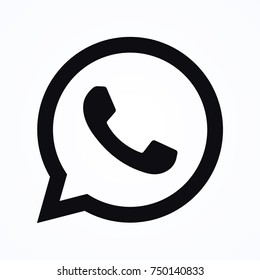 phone talk icon