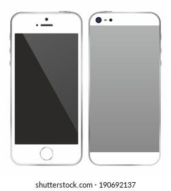 Phone white