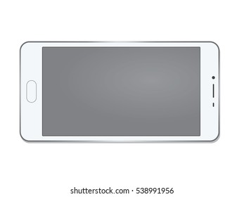 Phone for your design. Mock Up. Vector EPS 10