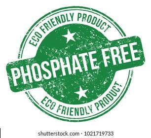 Phosphate Free Stamp