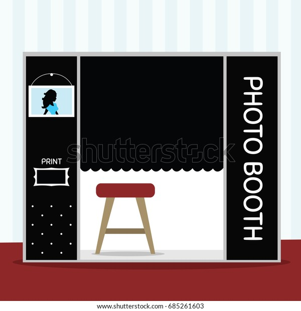 Photo Booth Room