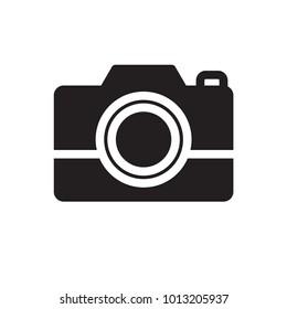 photo camera icon glyph