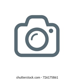 photo camera picture flat icon movie film photo portfolio illustration vector flat illustration symbol making pictures vector digital logo image snapshot icon flat banner icon site portfolio logo