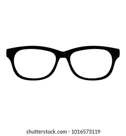 Photochromic spectacles icon. Simple illustration of photochromic spectacles vector icon for web