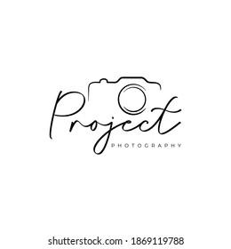 Photography Logo design vector inspiration