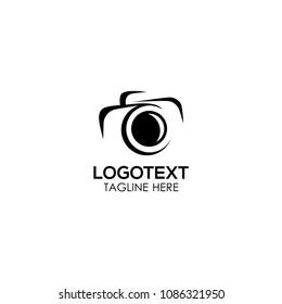 Photography logo. Photographer Logo. Camera logo. Camera illustration. Camera icon