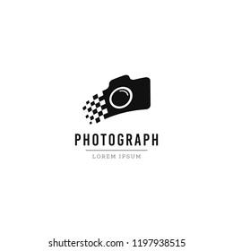 Photography logo vector. Photography logo concept