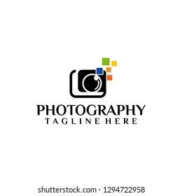 Photography Logo Vector Template
