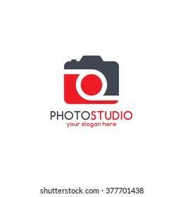photography logotype theme
