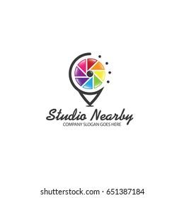 Photography Studio App Logo