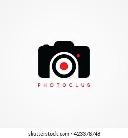 photography symbol theme logotype vector art illustration