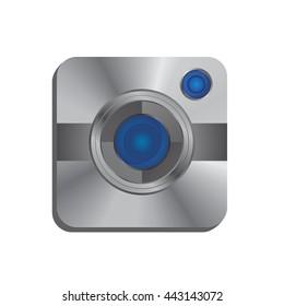 photography video camera icon