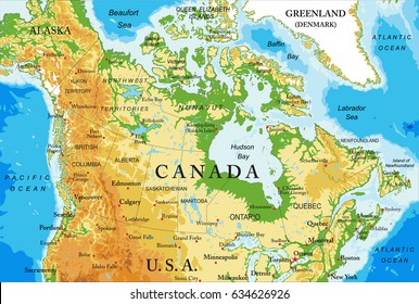 Calgary On Map Of Canada.Imagenes Fotos De Stock Y Vectores Sobre Map Calgary Shutterstock