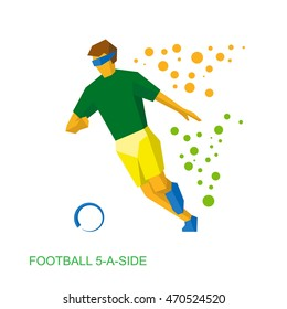 blind athlete stock images royaltyfree images amp vectors