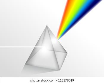 Physics Prism eps10
