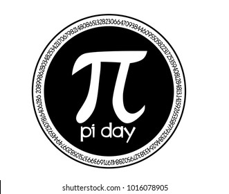 Pi Day is an annual celebration of the mathematical constant ? (pi)