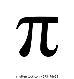 Pi number, vector