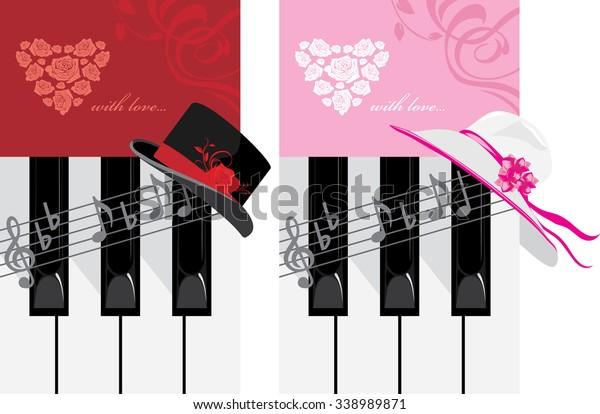 piano-keys-female-hat-romantic-600w-3389