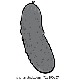 Pickle Illustration