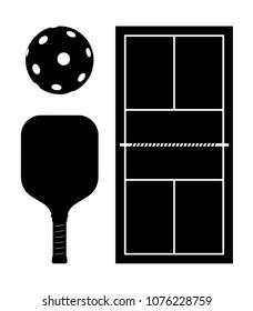 pickleball elements design