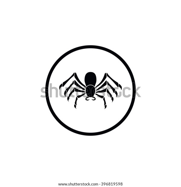 Picture Spider Tattoo Designs Prints Stock Vector Royalty Free