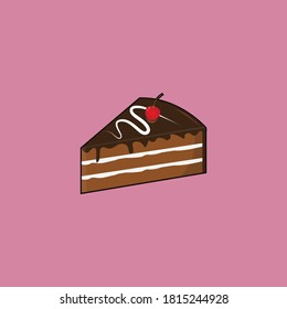 Pictures about cake. can be used for icons, logos, or vectors. illustration of a cake