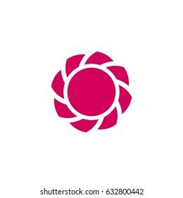 Pie Logo Concept