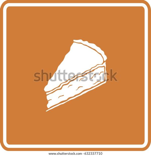 pie slice sign
