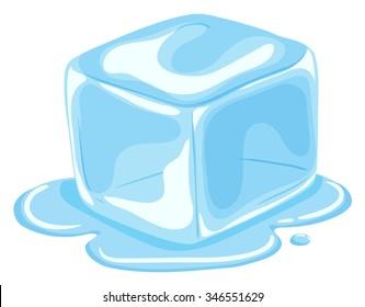 cartoon ice cubes images stock photos vectors shutterstock rh shutterstock com cartoon penguin crying ice cubes cartoon ice cube clip art