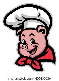 Pig chef