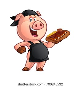 bbq pig images stock photos vectors shutterstock