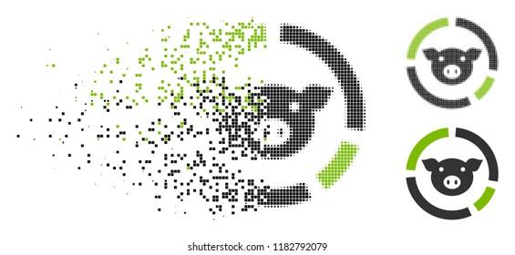 Pig Diagram Images Stock Photos Vectors Shutterstock
