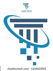 Pillar Law Technology suitable for lawyer, technology, and other legal fields icon