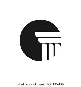 Pillar Logo Design VII