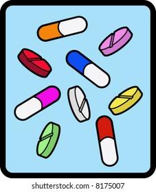 Pills/ Drugs