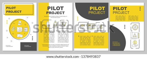 Project Brochure Template from image.shutterstock.com